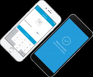 Capture d'écran de l'application mobile Tilt pour faire des cagnottes en ligne entre amis